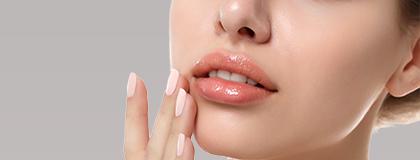 唇レーザーシミ・色素沈着のない潤い唇に