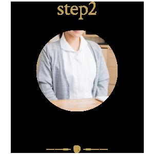 step2 診察前カウンセリング